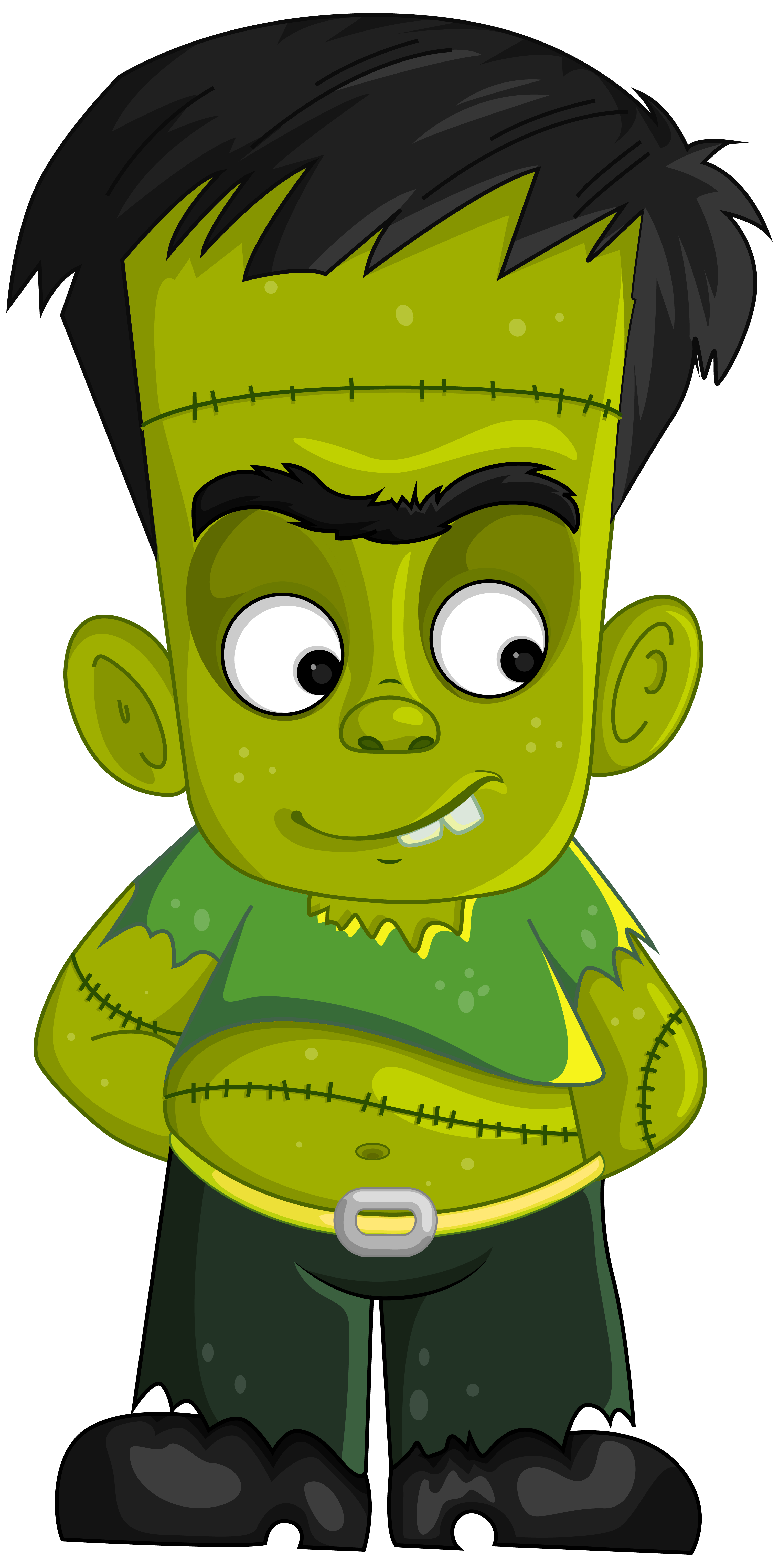 Friendly clipart frankenstein. Png image gallery yopriceville
