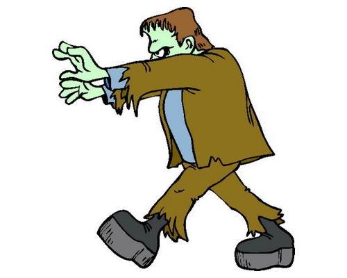 Frankenstein clipart cartoon frankenstein. Download free clip art