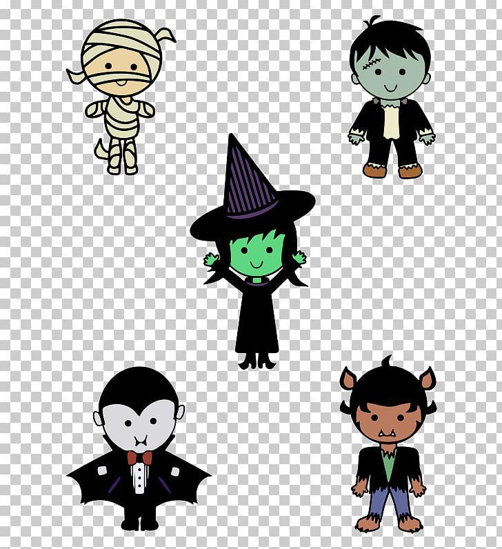 Halloween png cartoon child. Frankenstein clipart classic monster