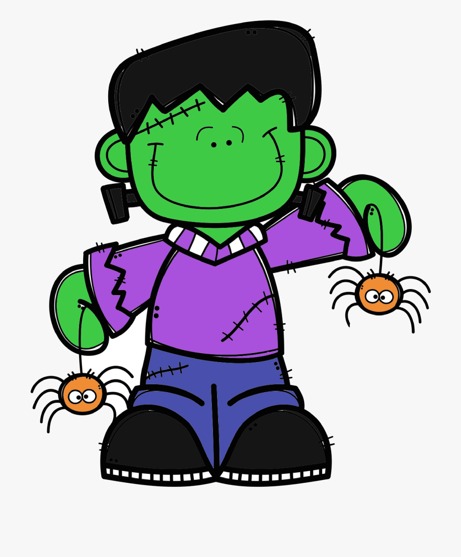 Frankenstein clipart cute. Monster character icon sight