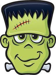 Image result for halloween. Frankenstein clipart decor