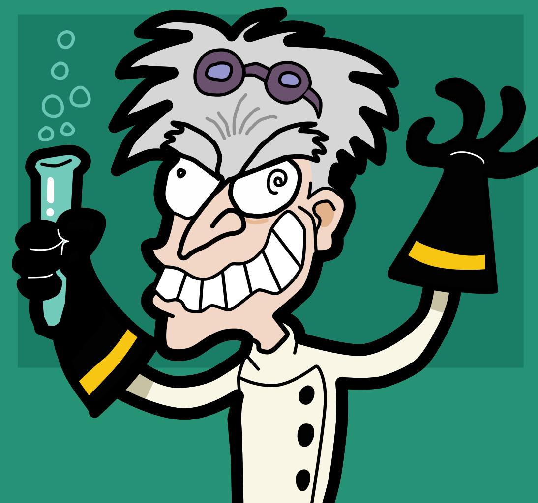 Frankenstein clipart dr frankenstein. Mad scientist wikipedia