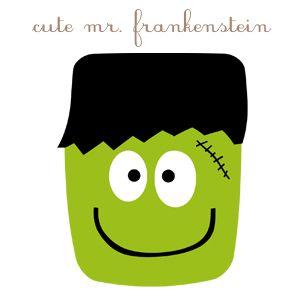 Free download best . Frankenstein clipart easy