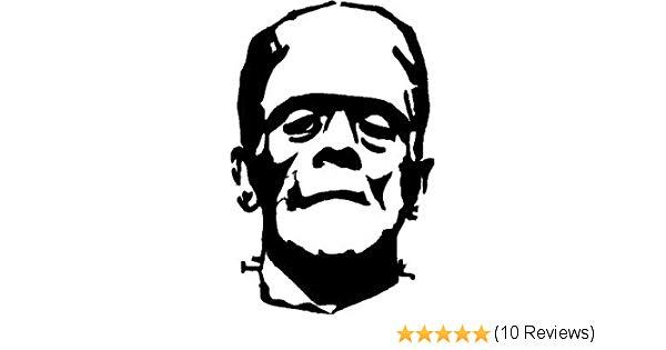 Frankenstein clipart frankenstein line.  x halloween haunted