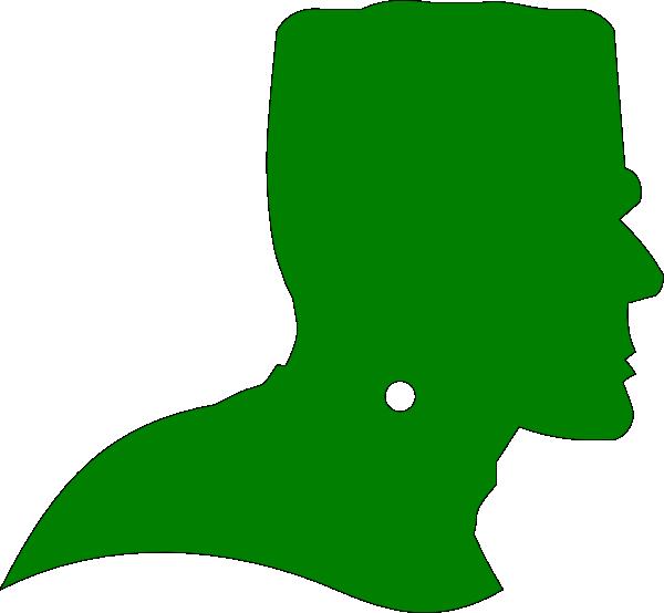 Frankenstein clipart green. Clip art at clker