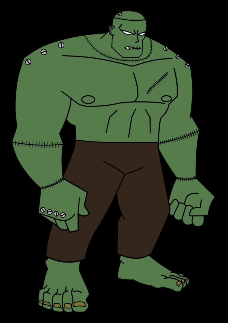 Frankenstein clipart green. Monster makeover s by