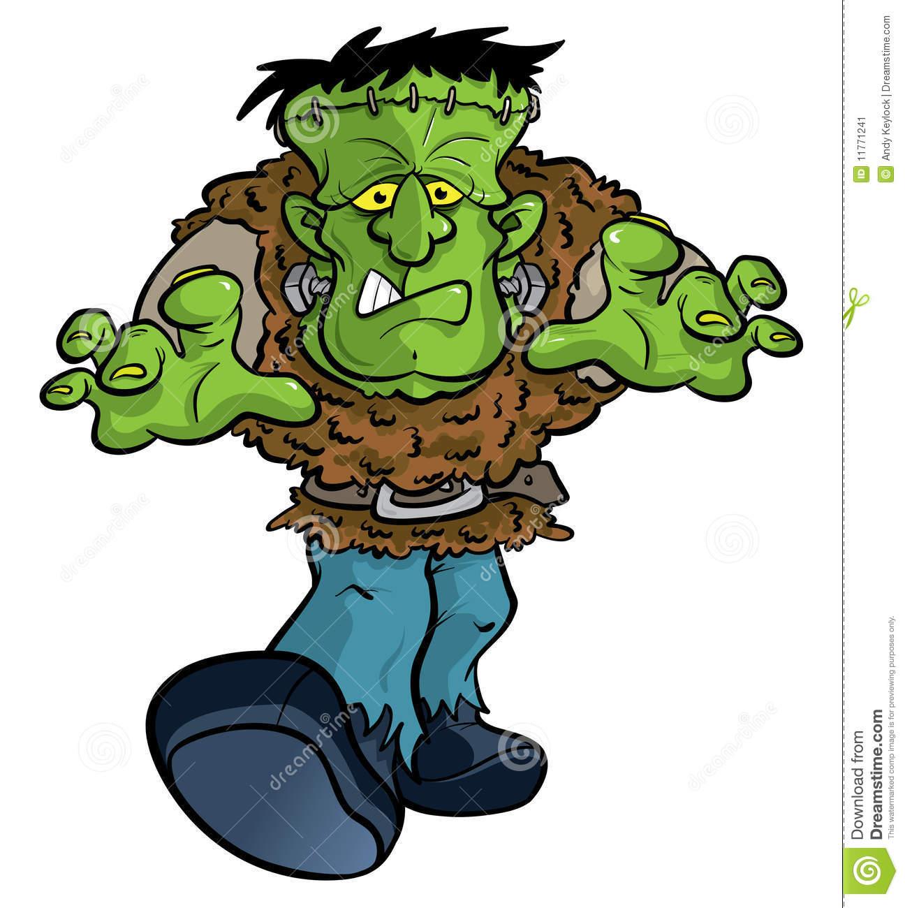 Frankenstein clipart hand. Free download best