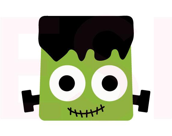Free download best . Frankenstein clipart head