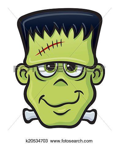 Seth s ideas halloween. Frankenstein clipart head