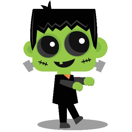 Frankenstein clipart kawaii. Images of free download