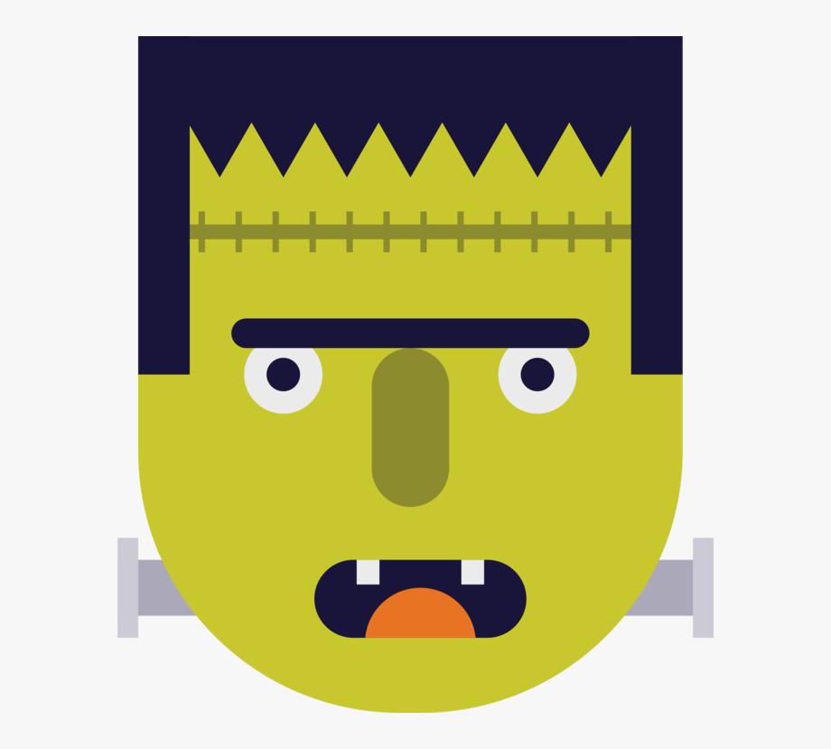 Frankenstein clipart monster. S victor young