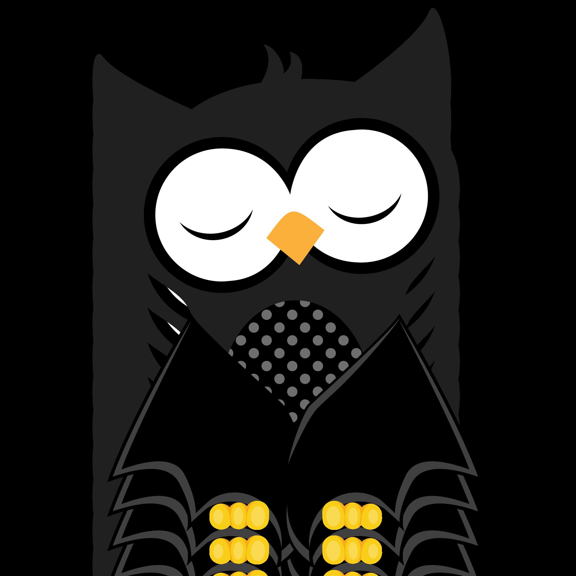 Frankenstein clipart owl. Halloween by ilgufo childrenswear