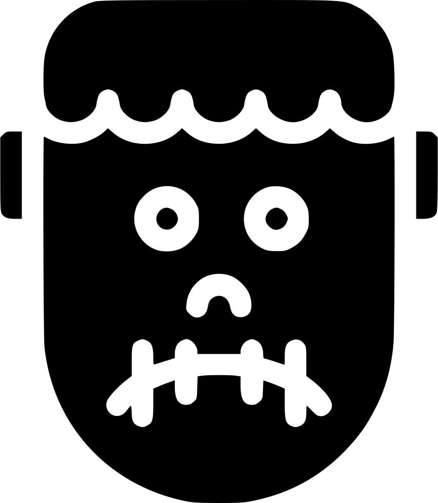 Frankenstein svg
