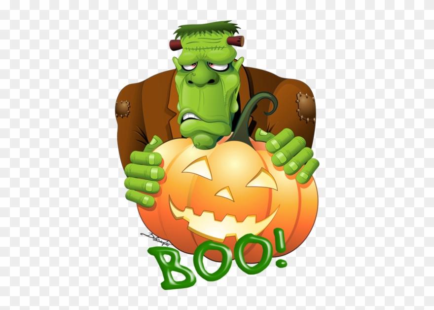 Halloween frankie cartoon . Frankenstein clipart themed