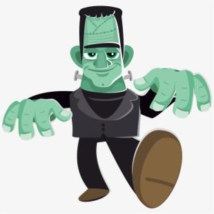 Frankenstein clipart transparent. Free clip