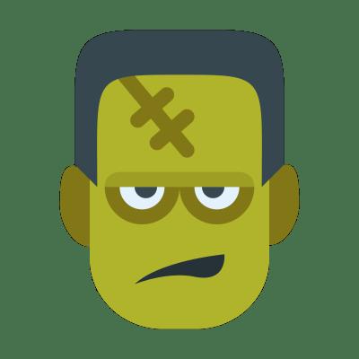 Png images stickpng . Frankenstein clipart transparent
