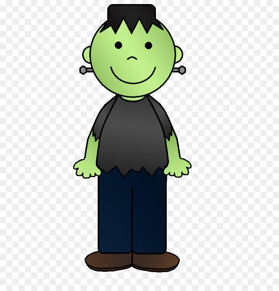 Halloween cartoon background png. Frankenstein clipart victor frankenstein