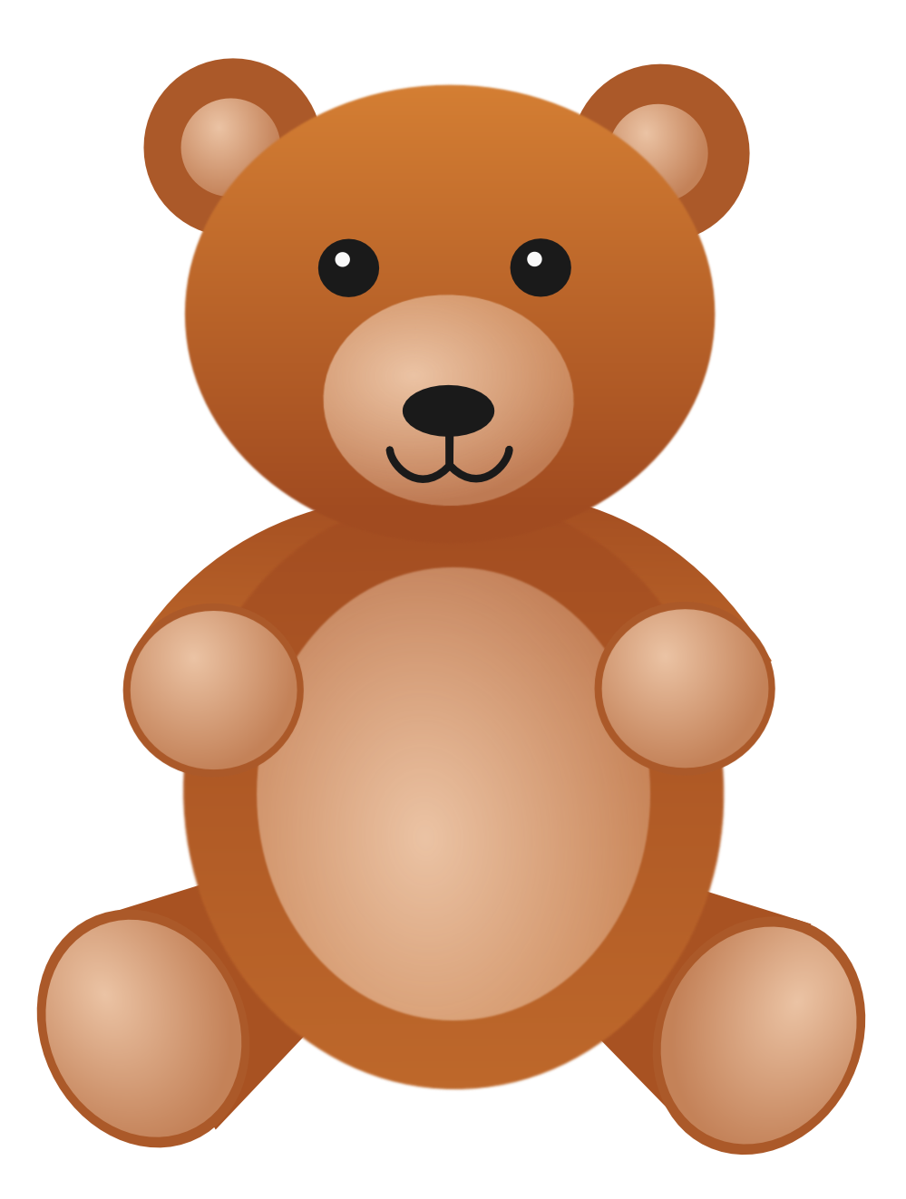 Images best free icons. Kiss clipart teddy bear