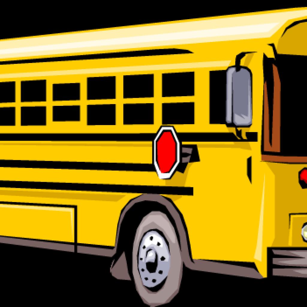 Free clipart bus. School images clip art