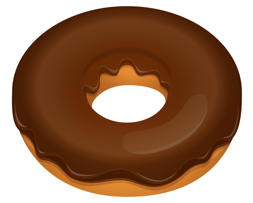 Free clipart donut. Png images toppng transparent