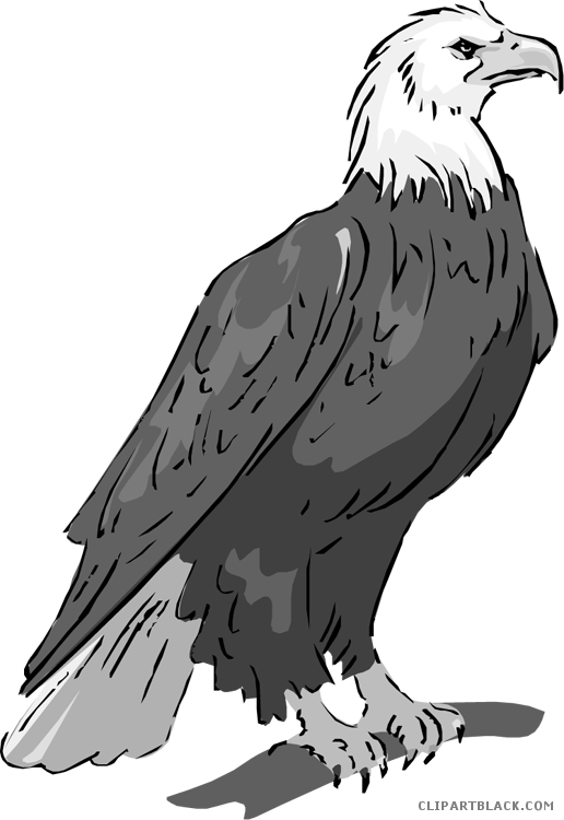 Small page of clipartblack. Free clipart eagle