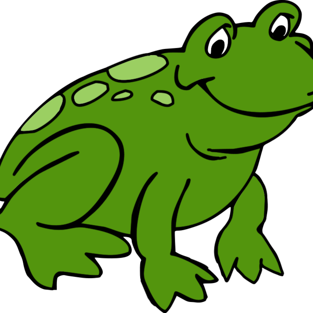 Pizza hatenylo com cute. Frog clipart sign