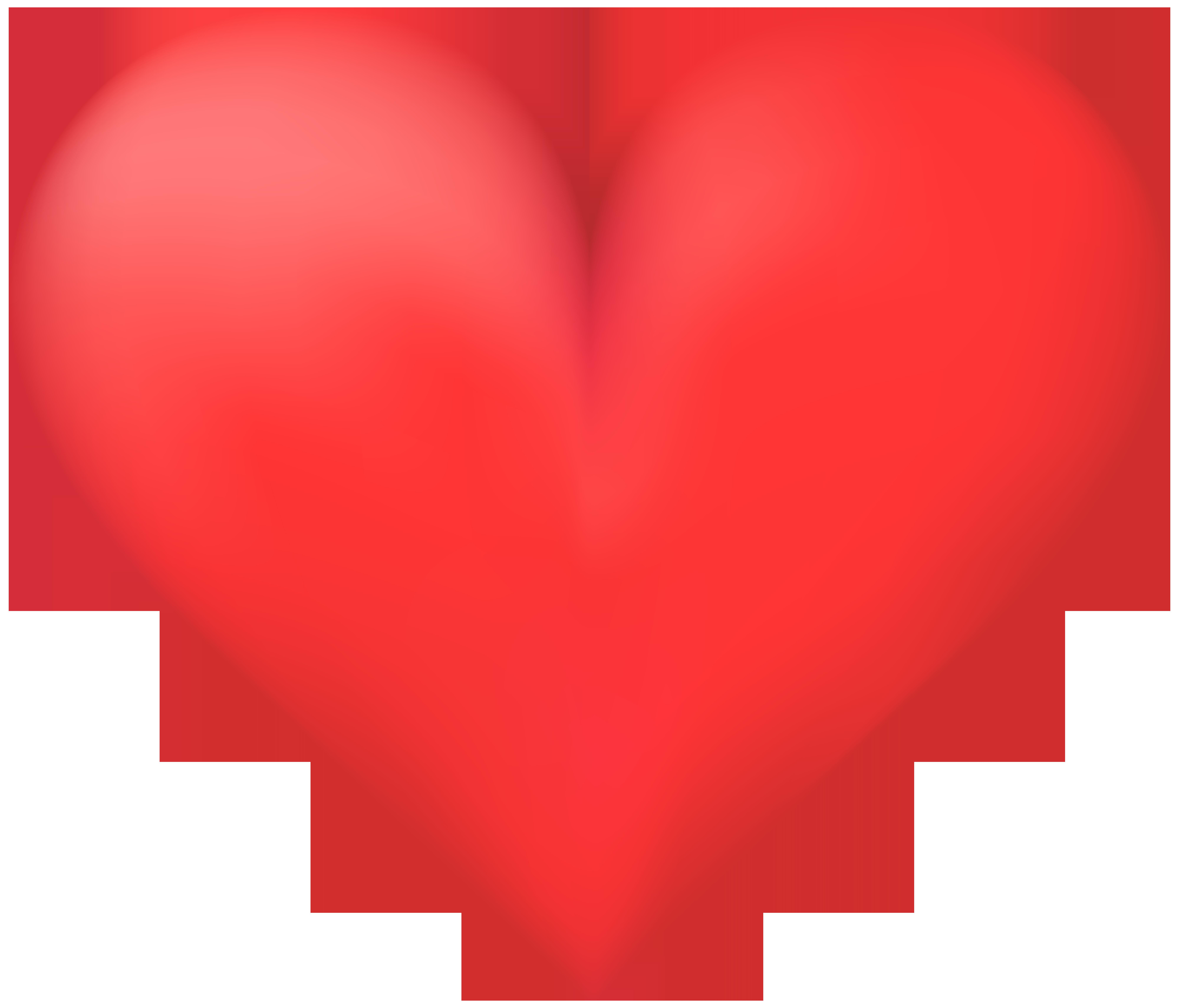 Heart clip art image. Love hearts png