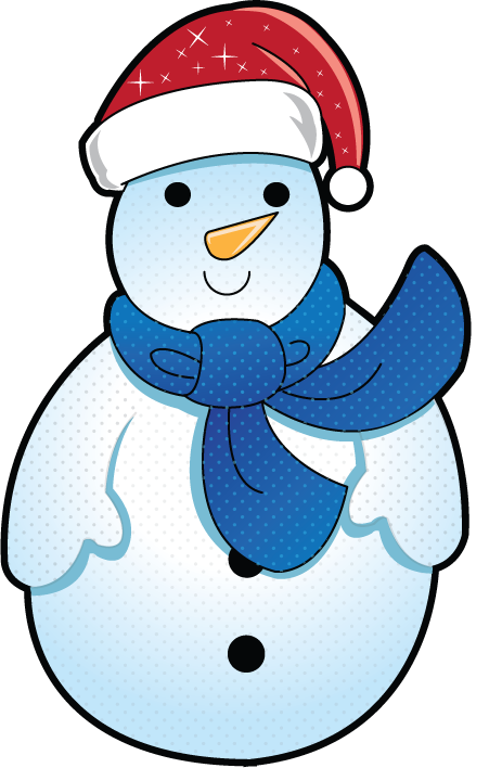 Free clip art holiday. Magician clipart frosty