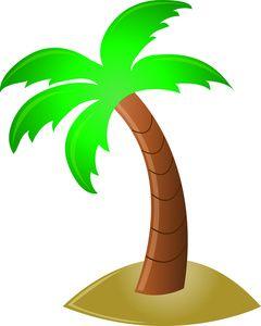 Tree clip art free. Palm clipart printable