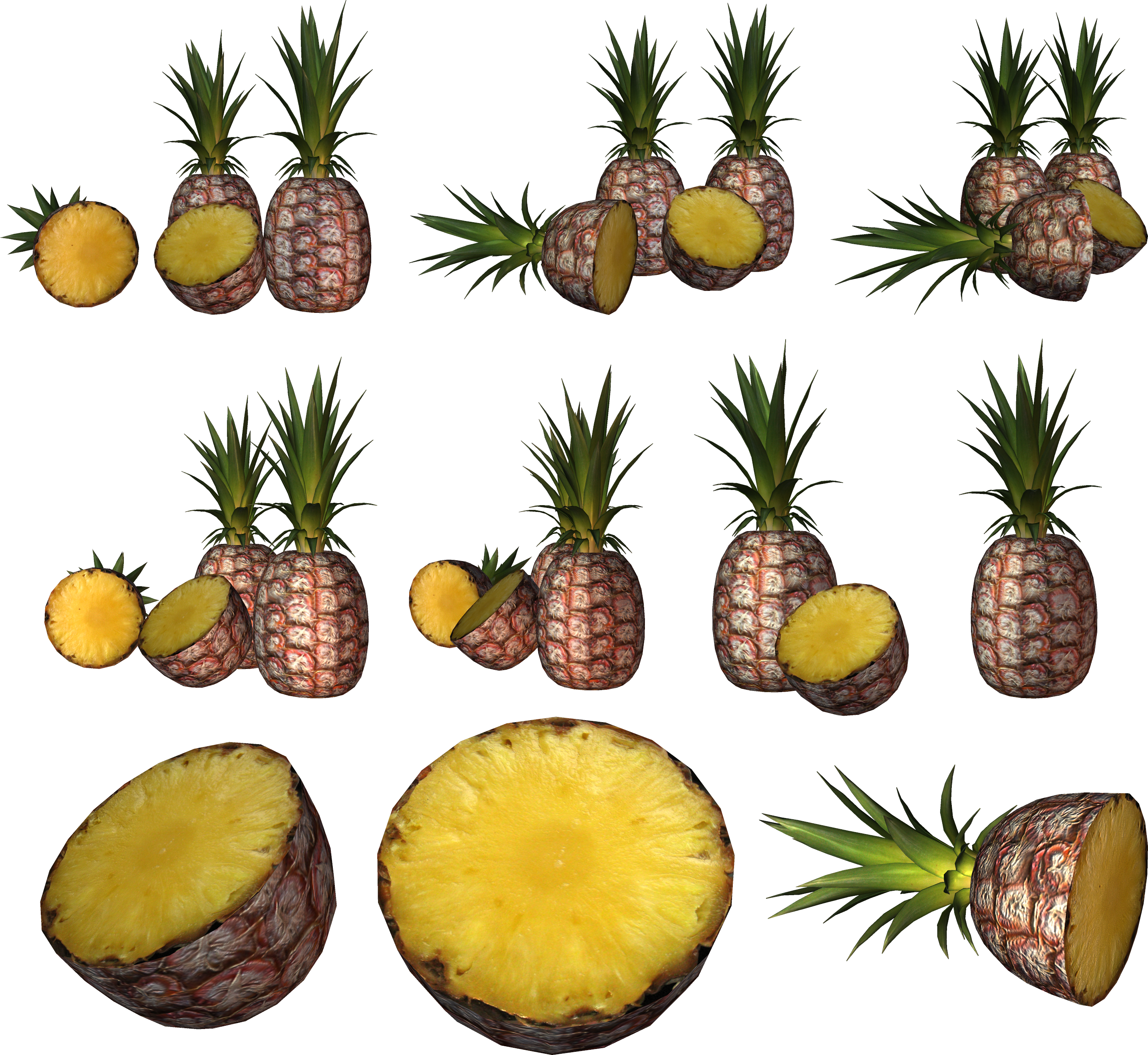 Png images free pictures. Pineapple clipart fruite