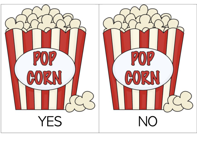 Free clipart popcorn. Images photos download