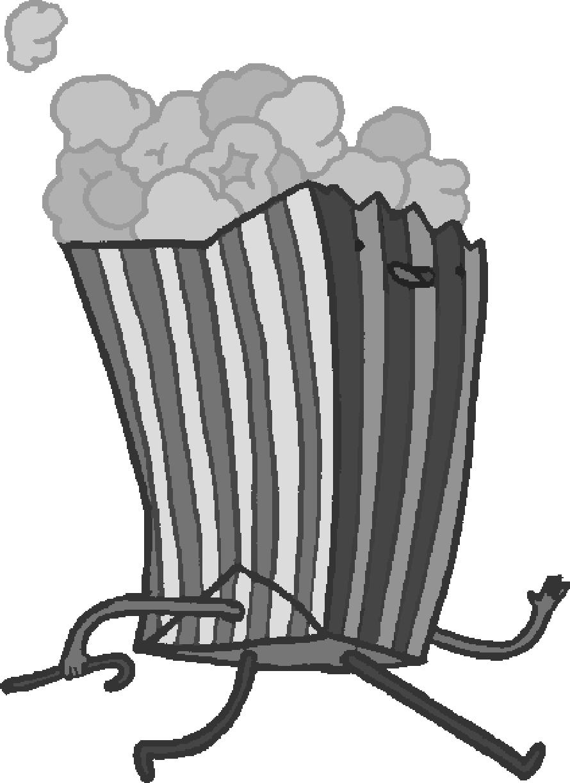 vector download. Free clipart popcorn