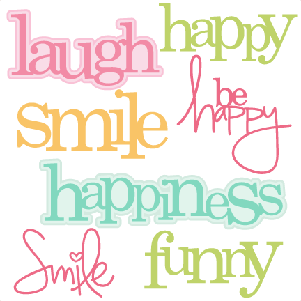 Happy words svg cutting. Free png files for cricut