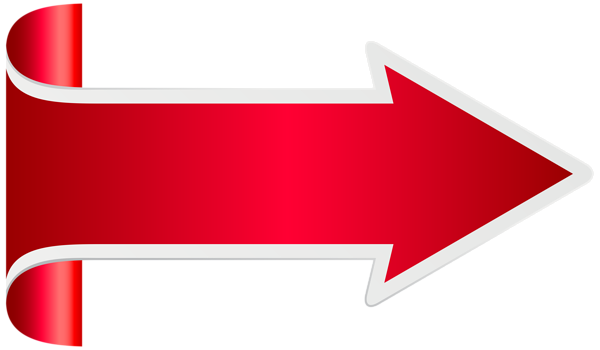 Free png images. Red arrow clip art