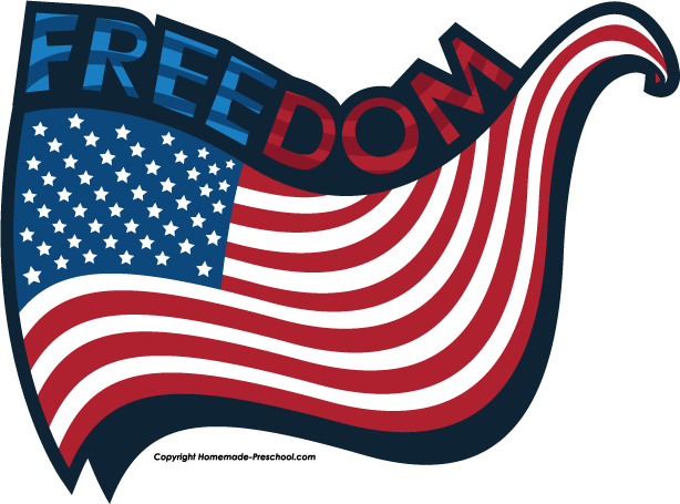 Freedom clipart. Clip art images panda