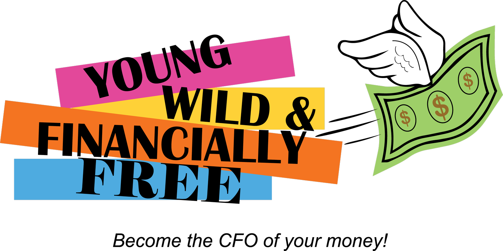 Young wild financially free. Freedom clipart financial freedom