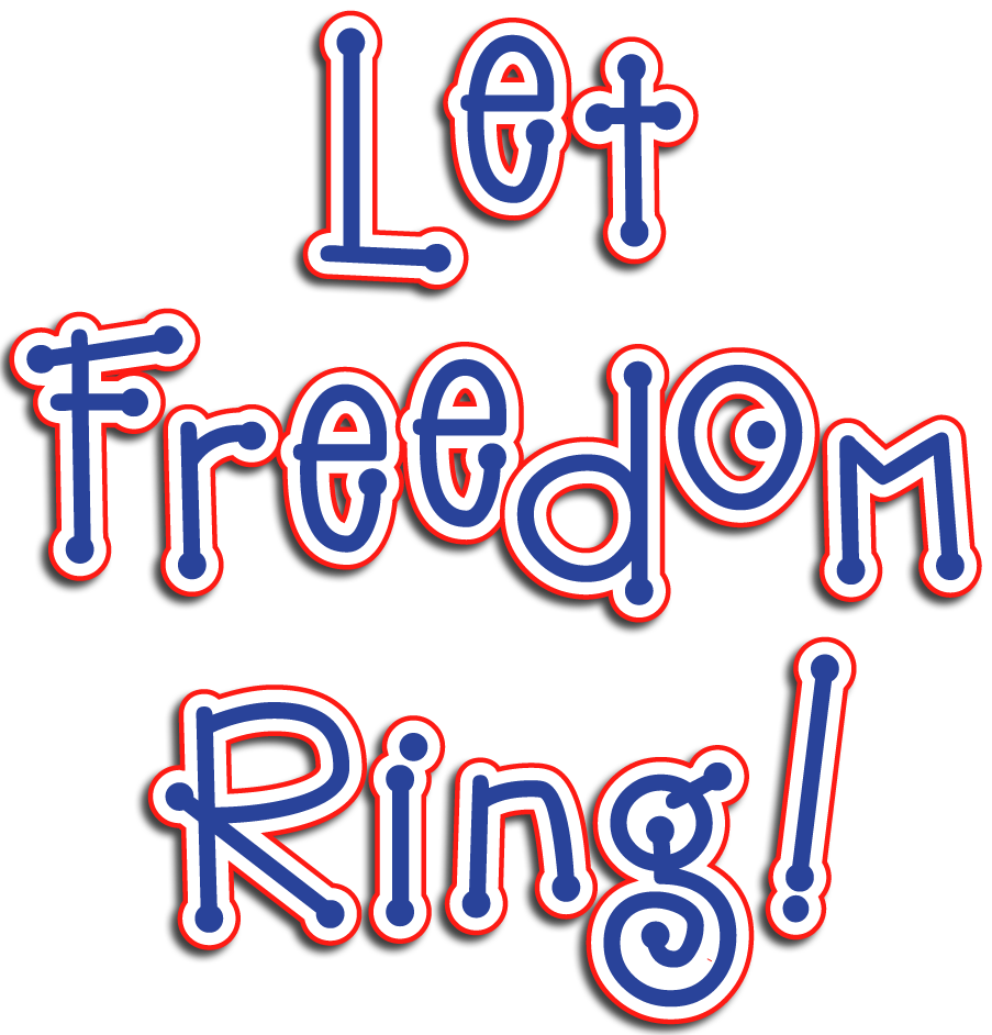 Words clipart freedom. Free cliparts download clip