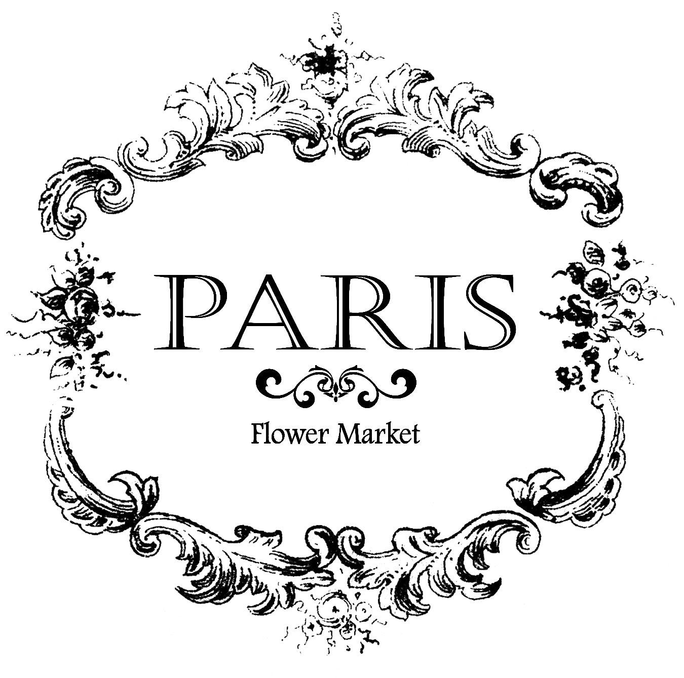 Kell belle studio the. French clipart border french