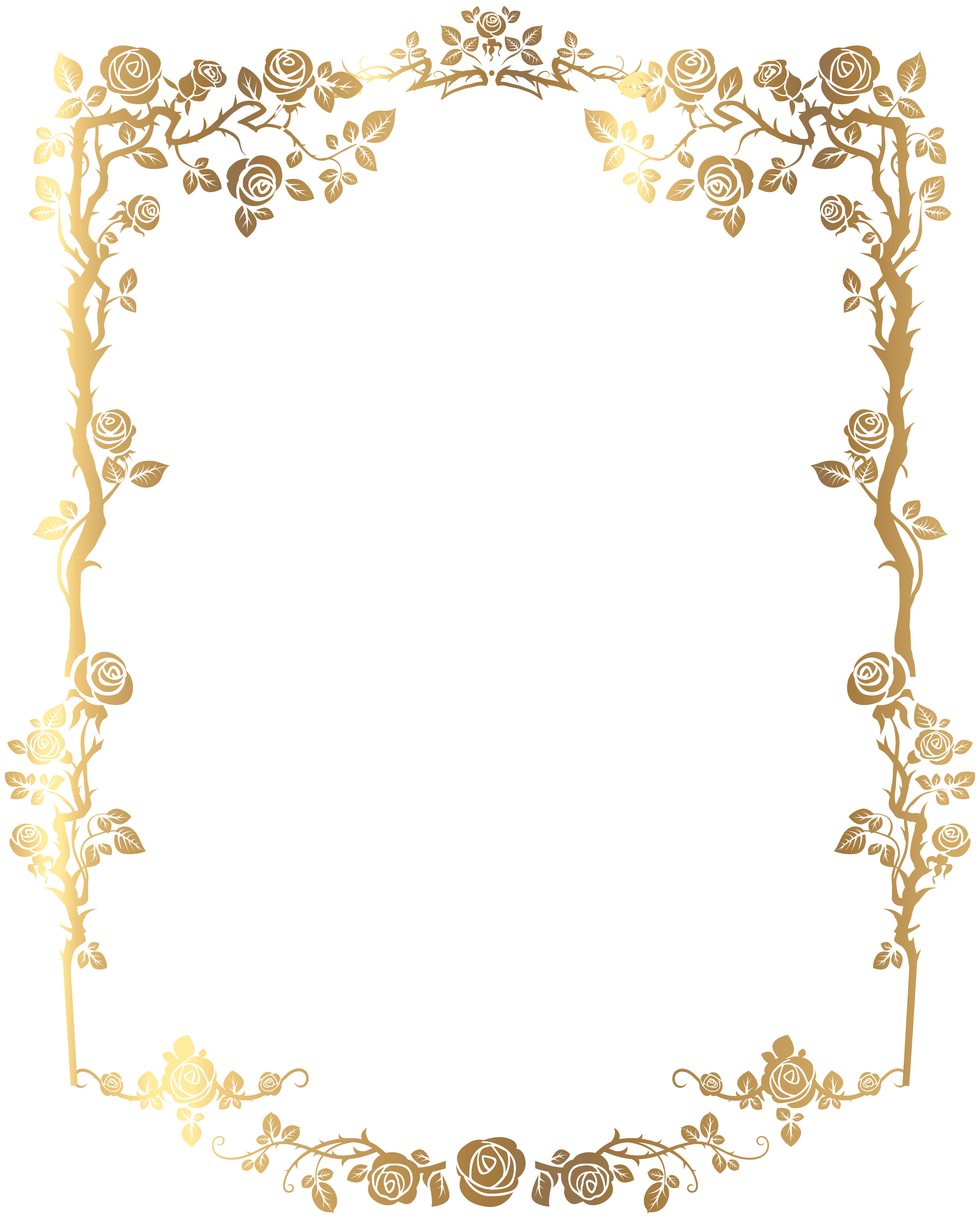 Picture frame clip art. French clipart border french