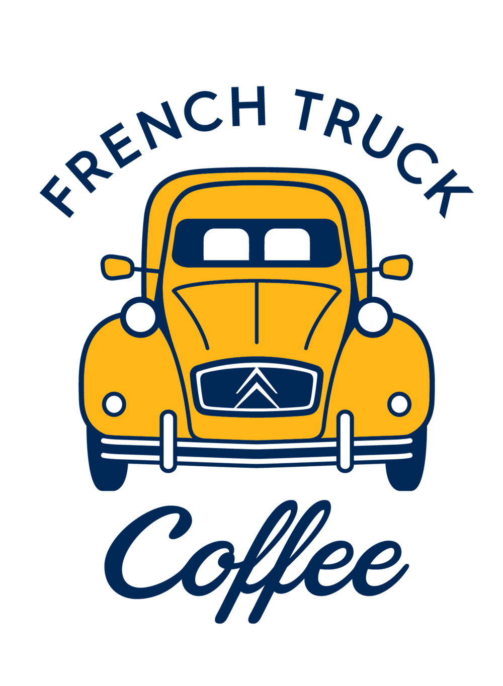 French clipart french cafe. Classic truck enamel pin