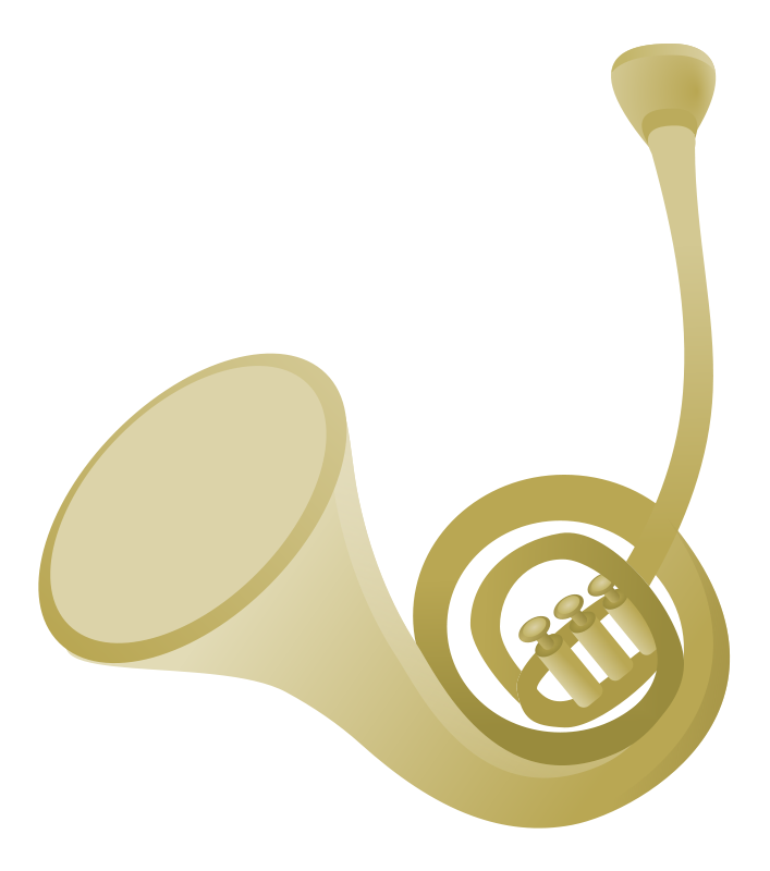 Horn clipart jpeg. Free french clip art