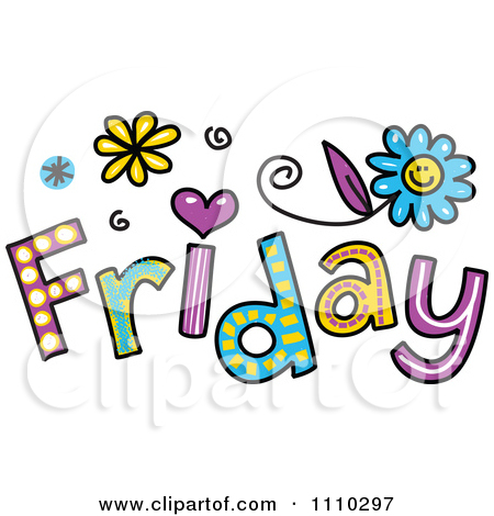 Due . Friday clipart
