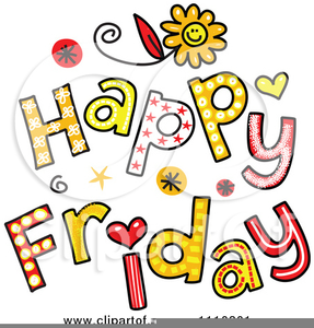 Happy images free at. Friday clipart