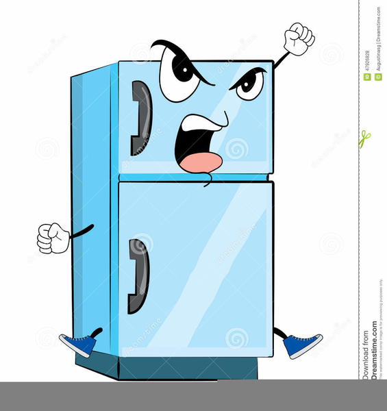 Fridge clipart. Animated free images at