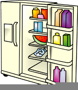 Free images at clker. Fridge clipart