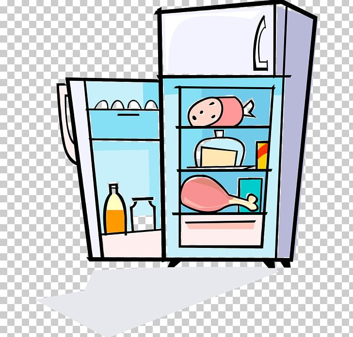 Fridge clipart cartoon. Refrigerator png area artwork