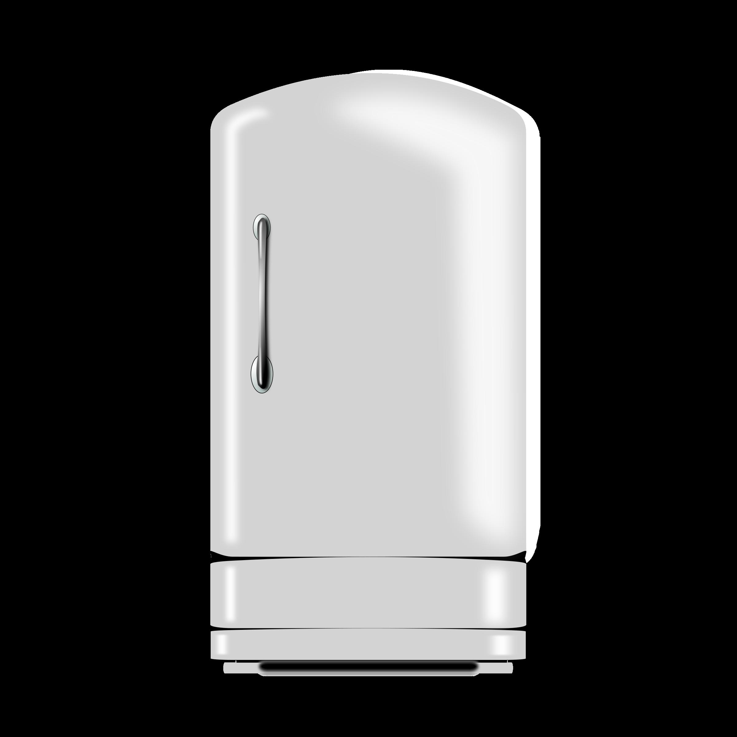 White icons png free. Fridge clipart clip art