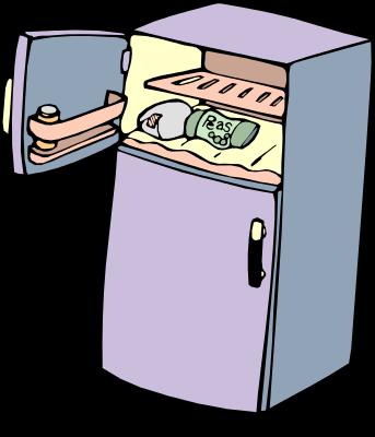 Refrigerator clipart refrigeration. Free refrigerators cliparts download