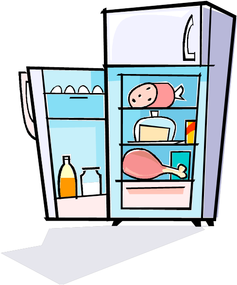 Free download best on. Fridge clipart closed
