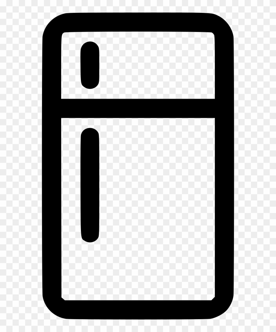 Refrigerator icon png . Fridge clipart cold fridge